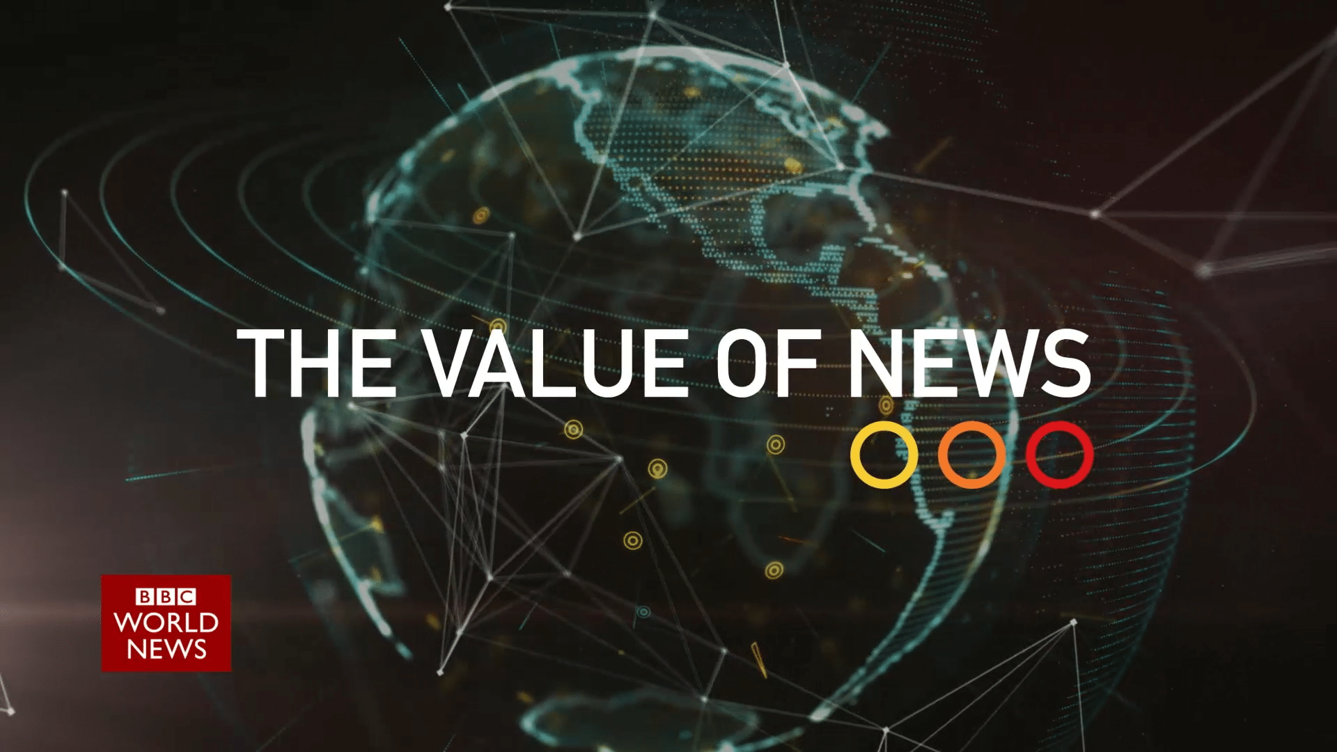 Animated Infographic - the value of new by BBC image of world