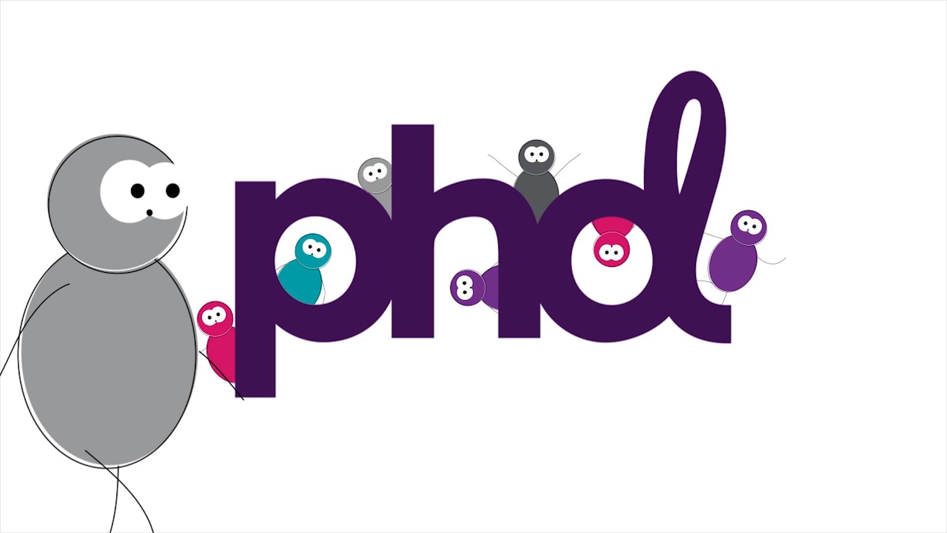 internal engagement video - phd logo