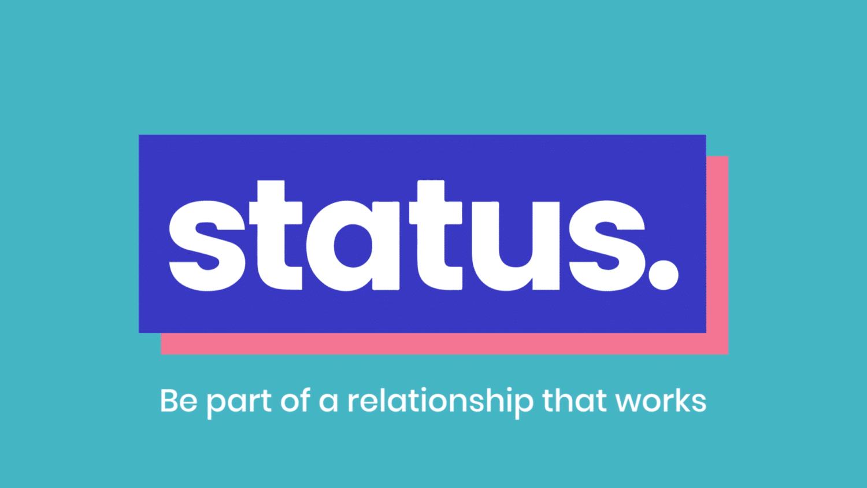 Motion Graphics Branding Package | status online logo