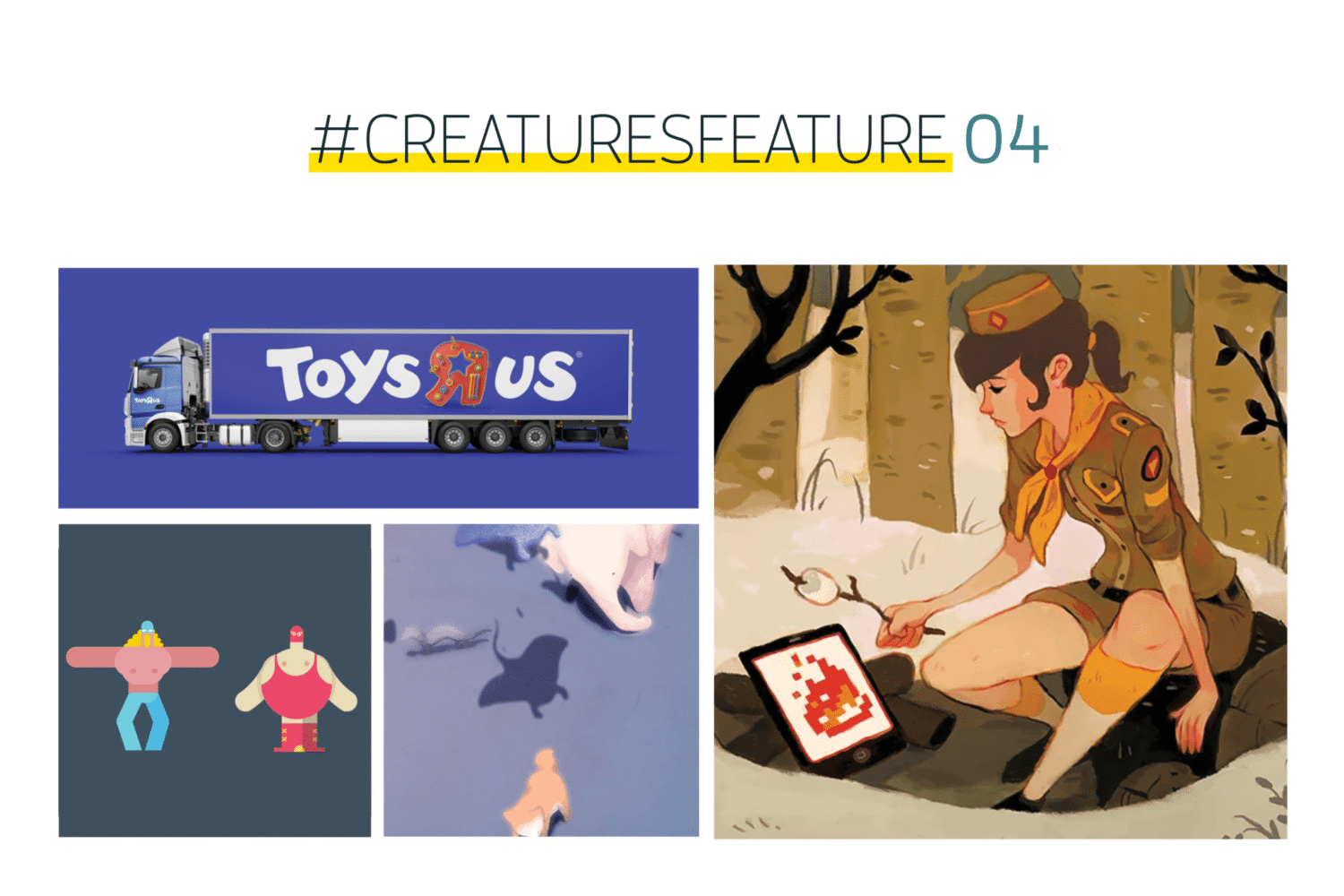 Creatures Feature 04