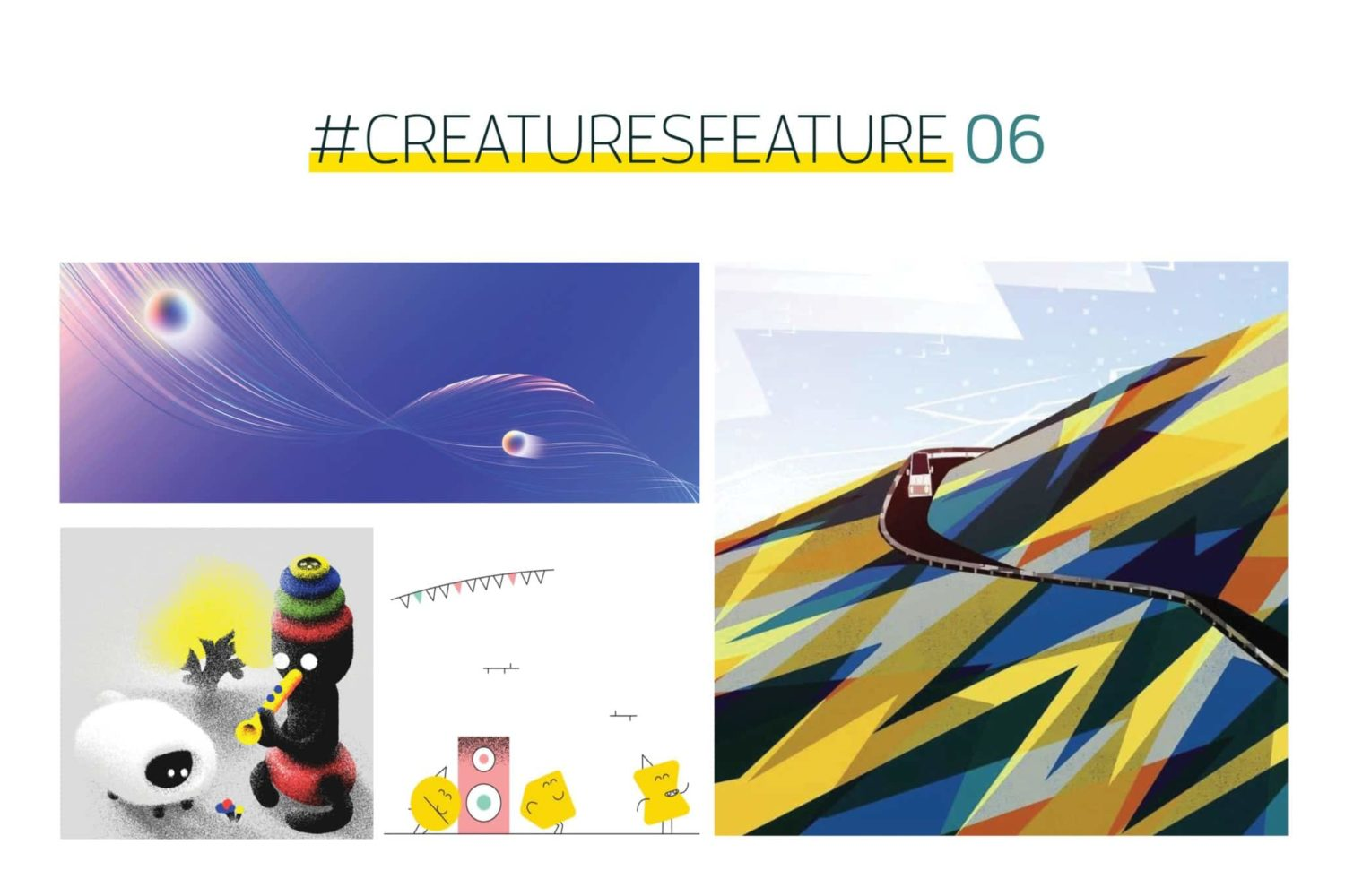 Creatures Feature 06