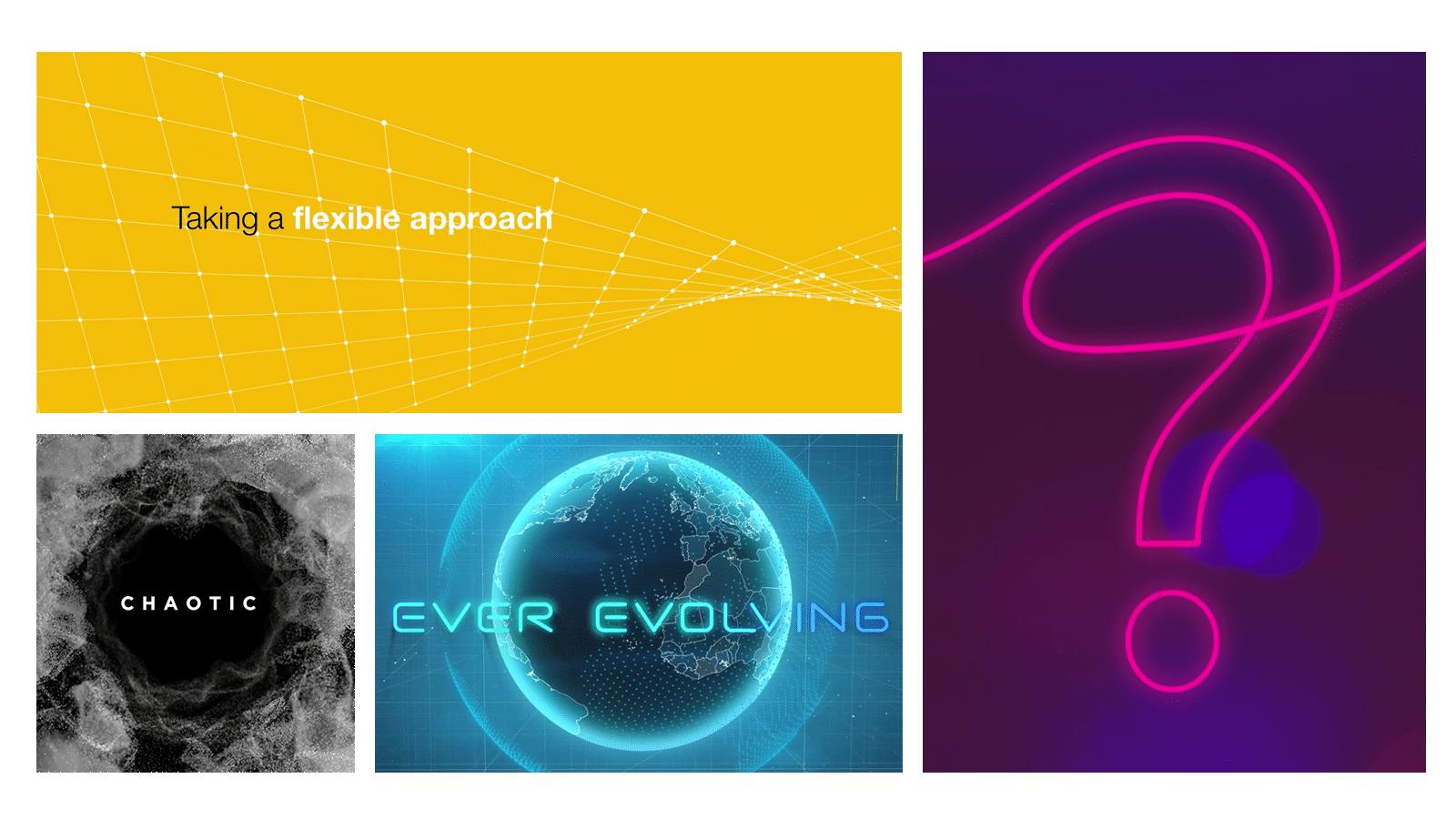 Kinetic Typography Trends