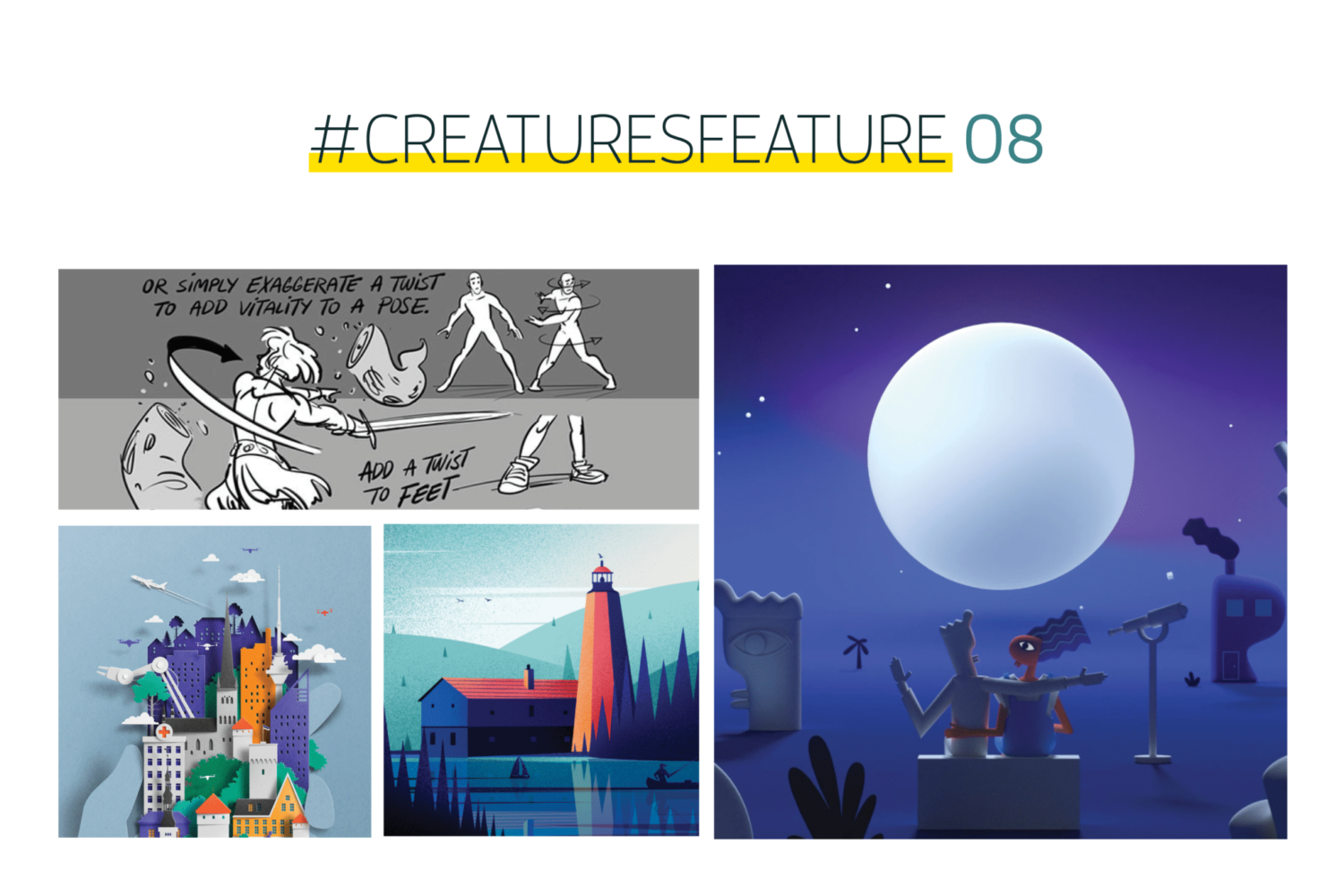 Creatures Feature 08
