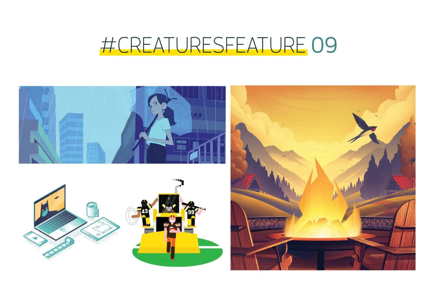 Creatures Feature 09