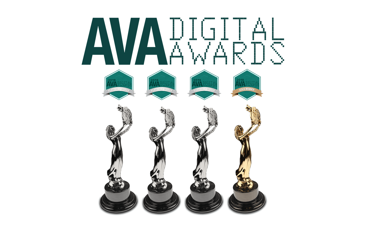 AVA Digital Awards - Content Creatures