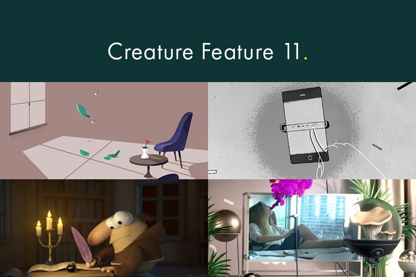 Creatrue Feature 11