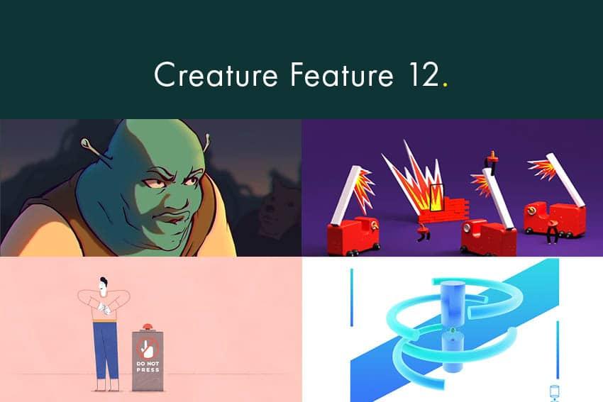 Creature Feature 12