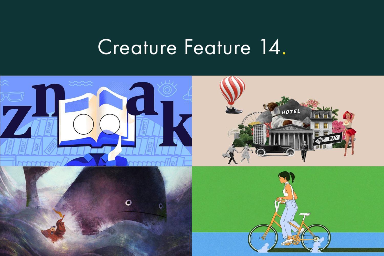 Creatures Feature 14