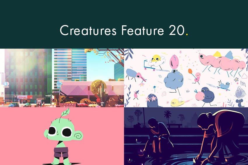 Creatures Header 20