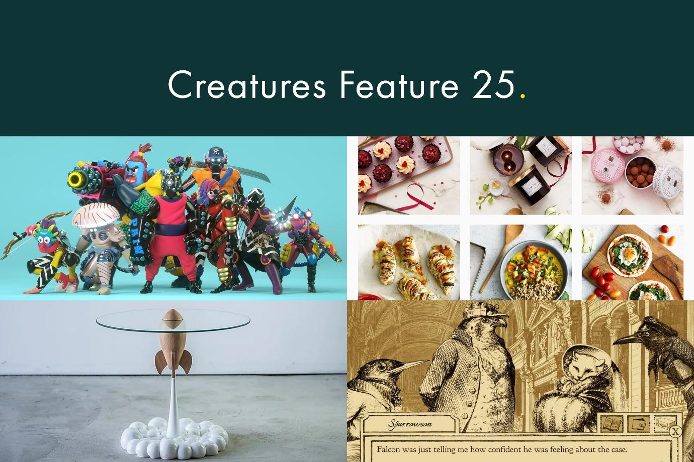 Creature Feature 25