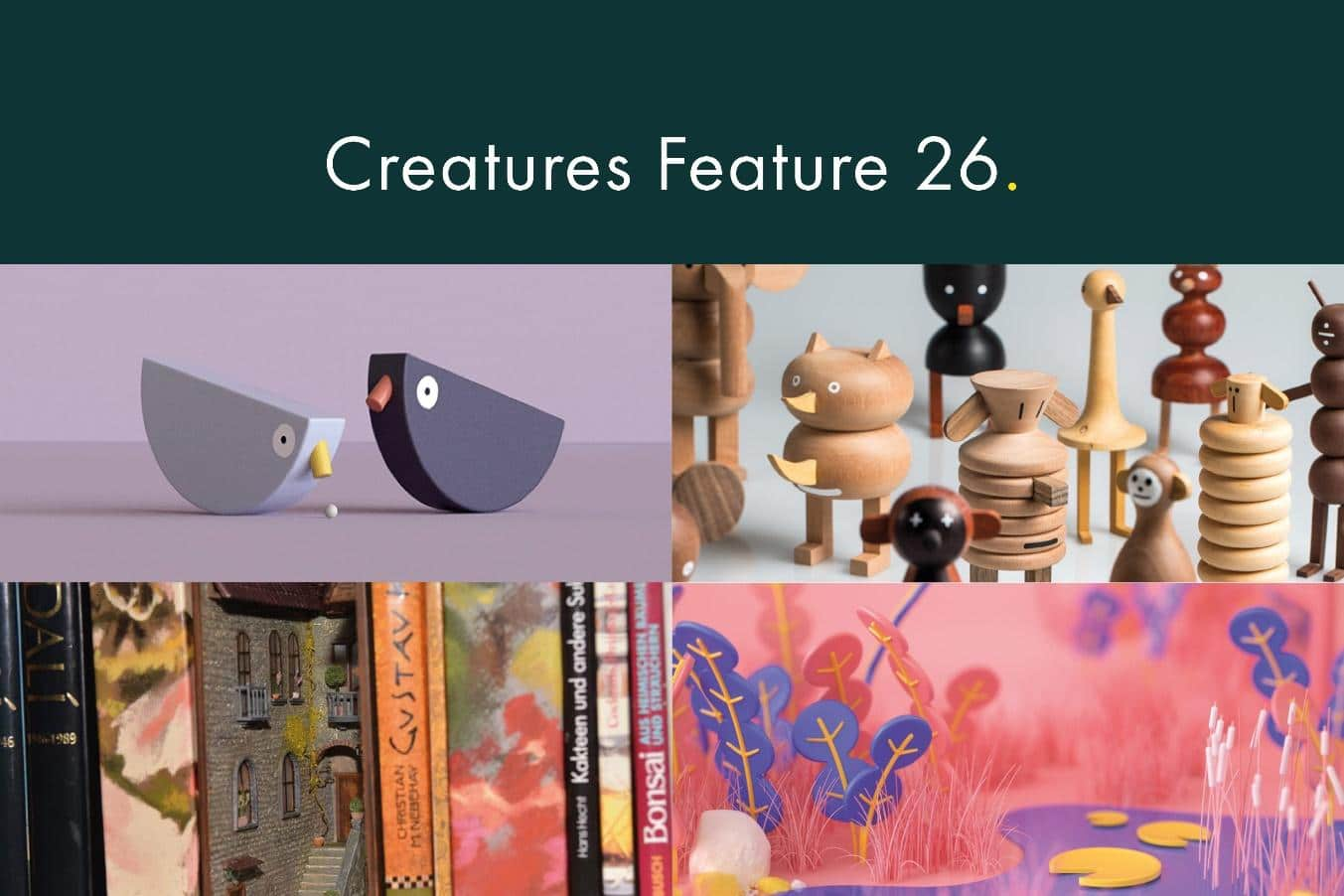 Creature Feature 26 header image