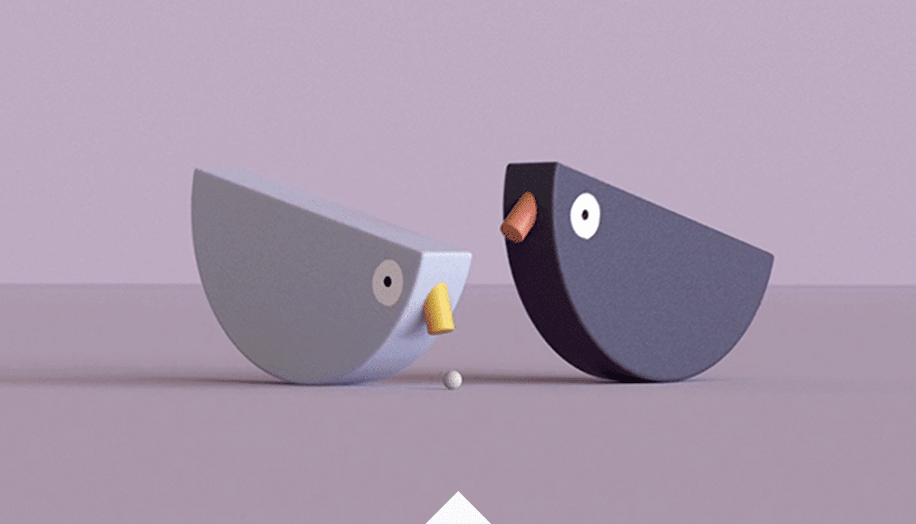 Toy-like Design - Minimals, Lucas Zanotto