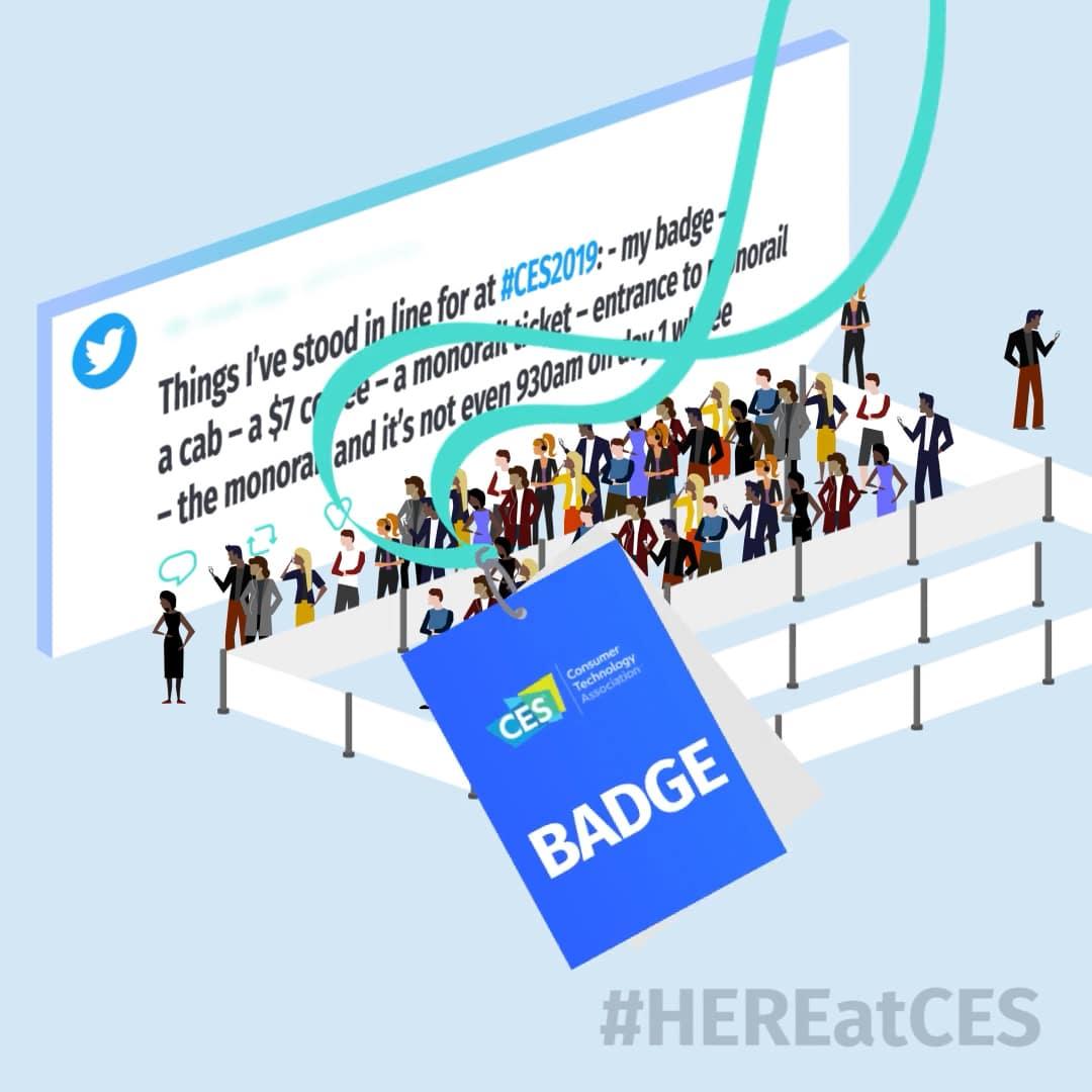 CES Badge Image