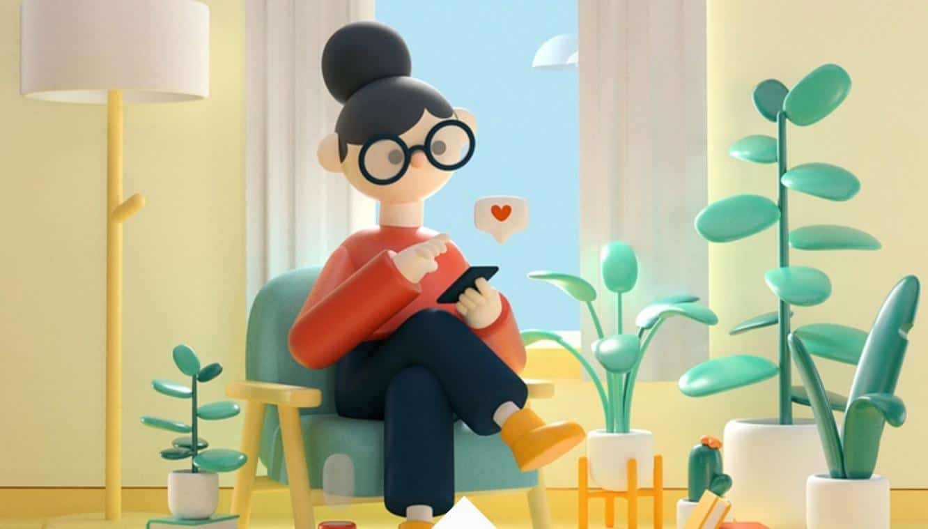Creatures Feature 28 - Simple Serenity Stay Home, Pat Grivet, Illustrator & Animator
