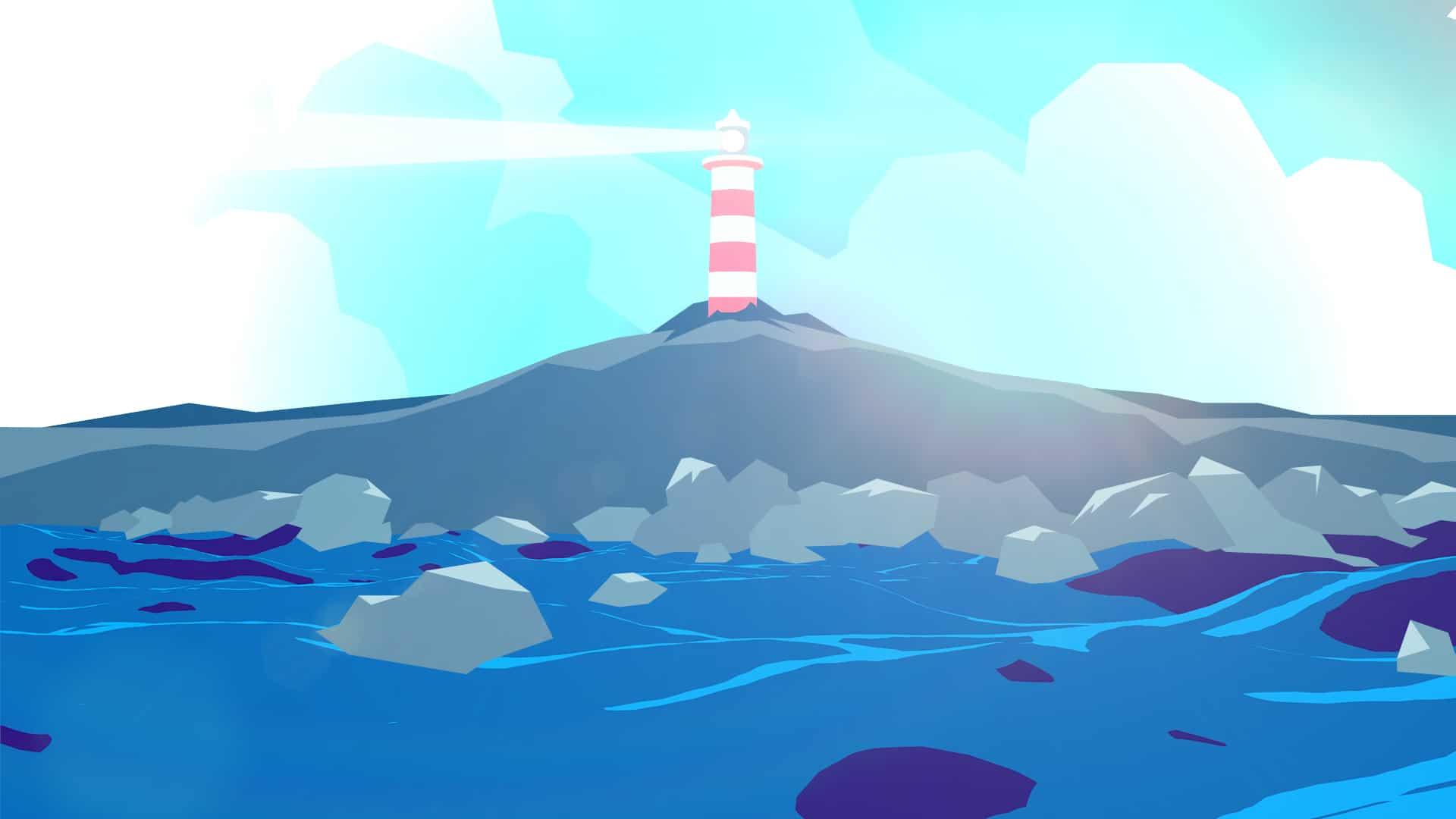 Animated Lighthouse