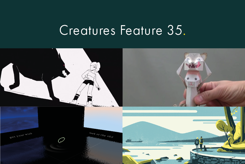 Content Creatures - Creatures Feature 35