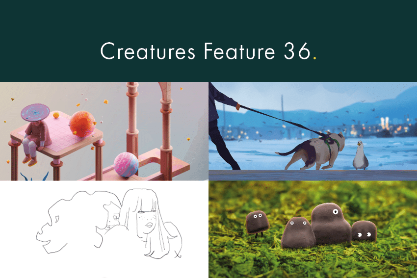 Creatures Feature 36 - Content Creatures