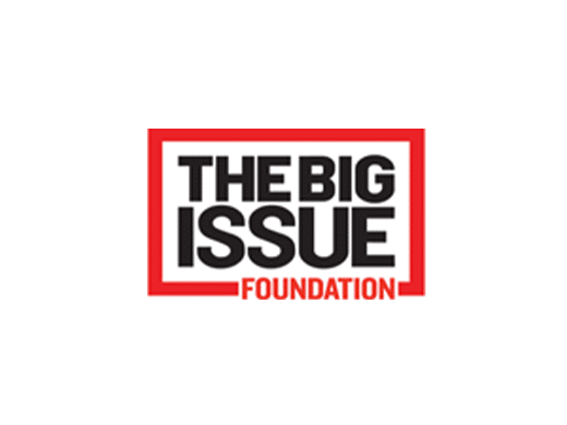 the big issue colour logo