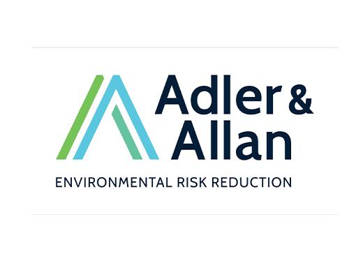 adler & allan colour logo