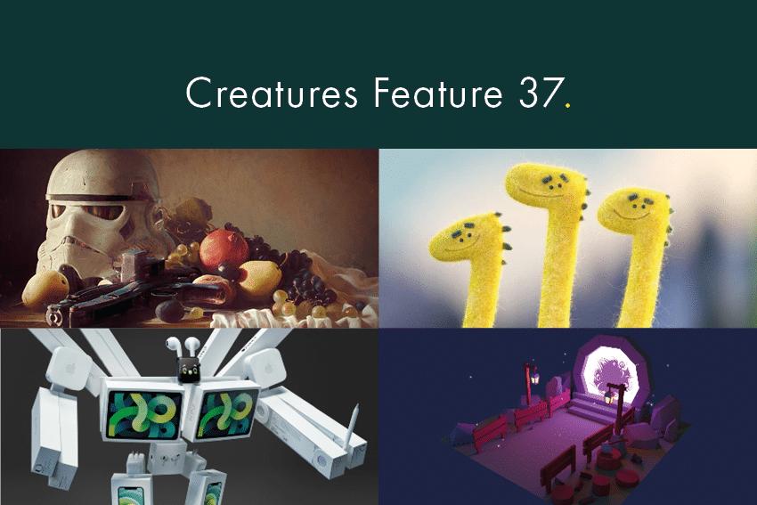 Creatures Feature 37 - Content Creatures